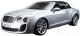 Масштабная модель автомобиля Bburago Бентли Континенталь / 18-11037 -