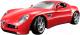 Машинка/транспорт/техника Bburago Альфа Ромео 8С / 18-15042 (сборная) -