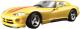 Масштабная модель автомобиля Bburago Додж Вайпер RT/10 / 18-22024 -