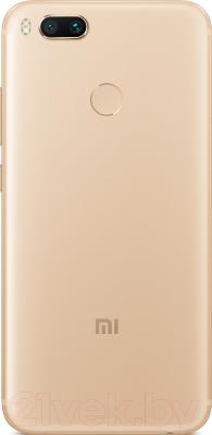 Смартфон Xiaomi Mi A1 64Gb (золото)