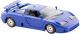 Масштабная модель автомобиля Bburago Бугатти ЕВ 110 / 18-22025 -