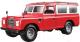 Масштабная модель автомобиля Bburago Лэнд Ровер / 18-22063 -