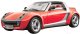 Масштабная модель автомобиля Bburago Смарт родстер / 18-22064 -