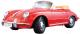 Масштабная модель автомобиля Bburago Порше 356B (1961) / 18-22078 -