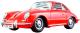 Масштабная модель автомобиля Bburago Порше 356B купе (1961) / 18-22079 -
