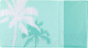 Лежанка для животных Trixie 28697 (бирюзовый) -