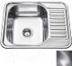 Мойка кухонная Frap F64858 -