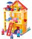 Конструктор BIG Любимый домик Peppa Pig 800057078 -