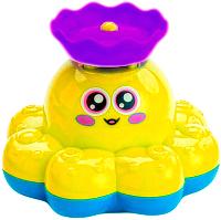 Игрушка для ванны Bradex Фонтан-осьминожка DE 0248 (желтый) -