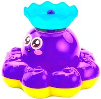 Игрушка для ванны Bradex Фонтан-осьминожка DE 0249 (фиолетовый) -