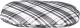 Лежанка для животных Trixie Jerry 36443 (серый/белый) -