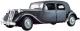 Машинка/транспорт/техника Maisto Ситроен 15CV (мод.1952) / 31821 -