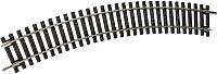 Элемент железной дороги Piko Рельсы изогнутые радиус 1 (55211) -