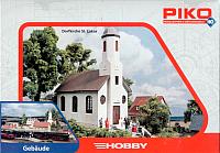 Элемент железной дороги Piko Церковь Святого Луки (61825) -