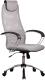 Кресло офисное Metta BK-8CH (светло-серый) -