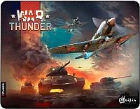 Коврик для мыши Qcyber Crossfire Expert War Thunder -