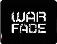 Коврик для мыши Qcyber Taktiks Expert Warface -