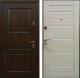 Входная дверь МагнаБел 96x205, левая -