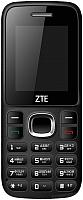 Мобильный телефон ZTE R550 (черный/синий) -
