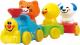 Развивающая игрушка PlayGo Экспресс с домашними животными 2815 -