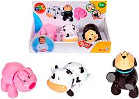 Игровой набор Simba Набор подвижных животных 104019689 -