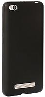 Чехол-бампер Case Deep Matte Xiaomi Redmi 4A (черный) -