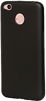 Чехол-бампер Case Deep Matte Xiaomi Redmi 4X (черный) -