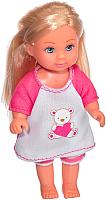 Кукла Simba Эви в пижаме 105730515 -