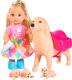 Кукла с аксессуарами Simba Эви с собачкой и щенками 105733072 -