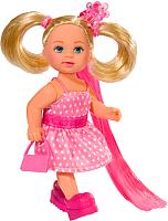 Кукла с аксессуарами Simba Эви с длинными волосами 105733358 -