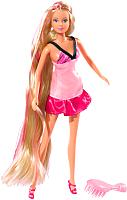 Кукла с аксессуарами Simba Штеффи с длинными волосами 105734130 -