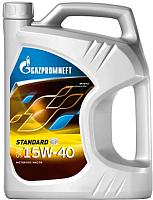 Моторное масло Gazpromneft Standard 15W40 / 253142166 (5л) -