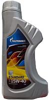 Моторное масло Gazpromneft Standard 15W40 / 253142164 (1л) -