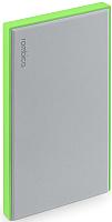 Портативное зарядное устройство Rombica NEO NS50L (лайм) -