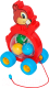 Развивающая игрушка Полесье Бимбосфера Бурундук / 54449 -