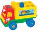 Детская игрушка Полесье Грузовик Забава / 5984 (в коробке) -