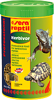 Корм для рептилий Sera Reptil Professional Herbivor 01810 (250мл/55г) -
