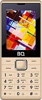 Мобильный телефон BQ Quattro BQ-2412 (золото) -