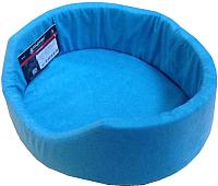 Лежанка для животных Ami Play Tuzik 7563239845BL ((L, голубой)) -