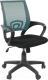 Кресло офисное Chairman 696 (TW-03/зеленый) -