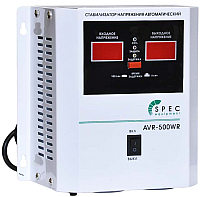Стабилизатор напряжения Spec AVR-500WR -