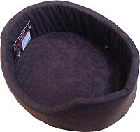 Лежанка для животных Ami Play Tuzik 7563239838BR ((M, коричневый)) -