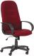 Кресло офисное Chairman 727 (бордовый) -
