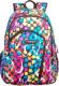 Сумка/рюкзак/чемодан Globtroter 1214 (розовый/голубой) -