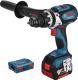Профессиональная дрель-шуруповерт Bosch GSR 14.4 VE-EC Professional (0.601.9F1.001) -