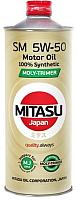 Моторное масло Mitasu Moly-Trimer SM 5W50 / MJ-M13-1 (1л) -