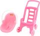 Аксессуар для куклы Полесье Pink Line 2x1 / 44525 -