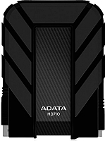 Внешний жесткий диск A-data DashDrive Durable HD710 Pro 2TB Black (AHD710P-2TU31-CBK) -