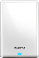Внешний жесткий диск A-data DashDrive HV620 2TB White (AHV620-2TU3-CWH) -