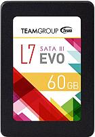 SSD диск Team L7 Evo 60GB (T253L7060GTC101) -